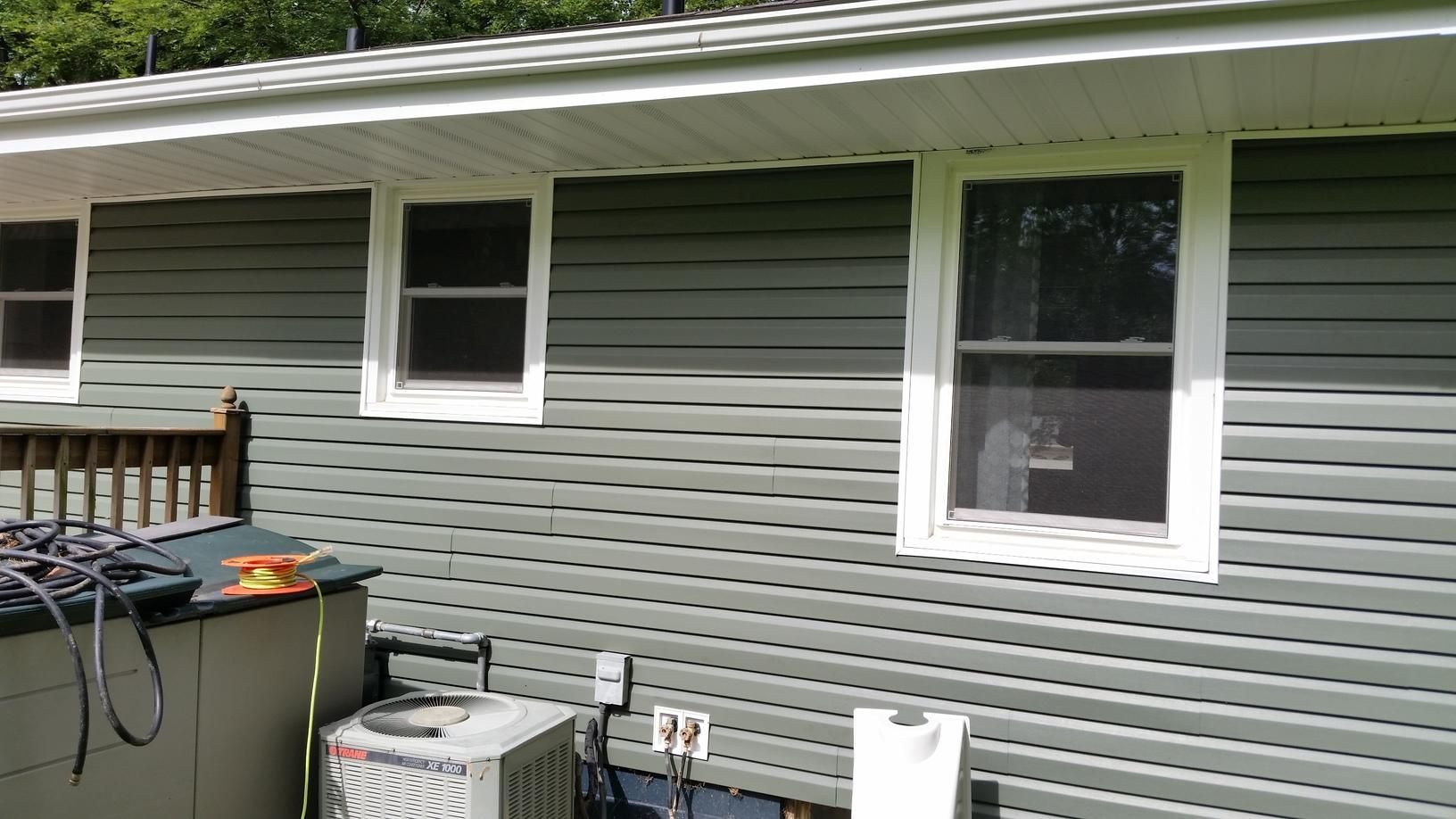Before the radon mitigation system is installed.