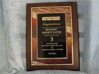 2012-2013 Foundation SupportWorks CarbonArmor System