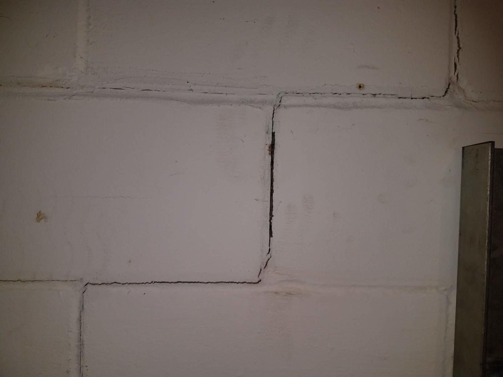 The stair stepping crack is risky to all foundation types and is the first sigh that you homes foundation has a problem.