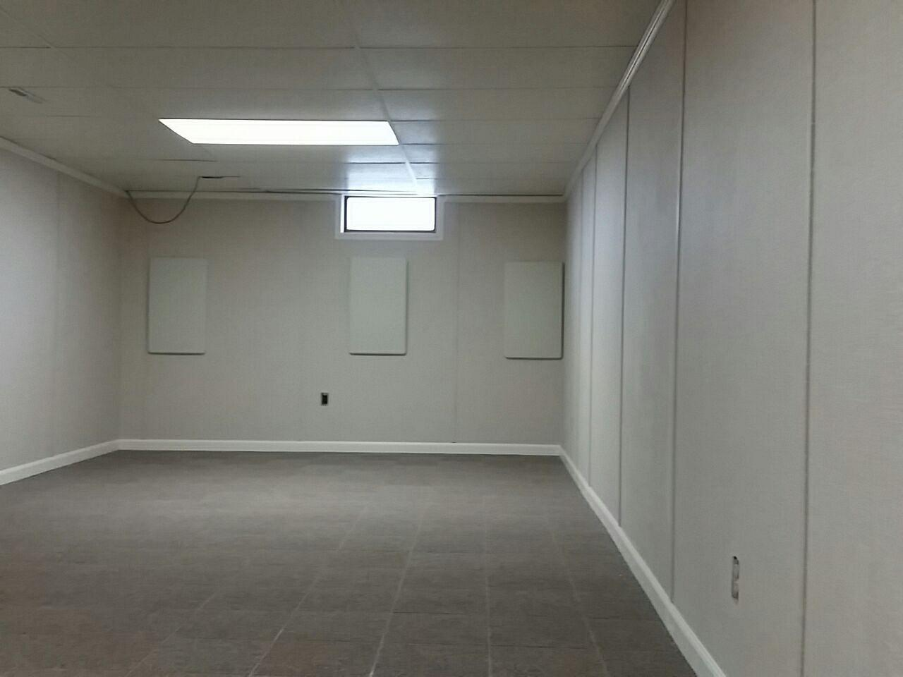 TheremalDry Tiled Basement Flooring can also be mixed and matched to give your basement a custom look.
