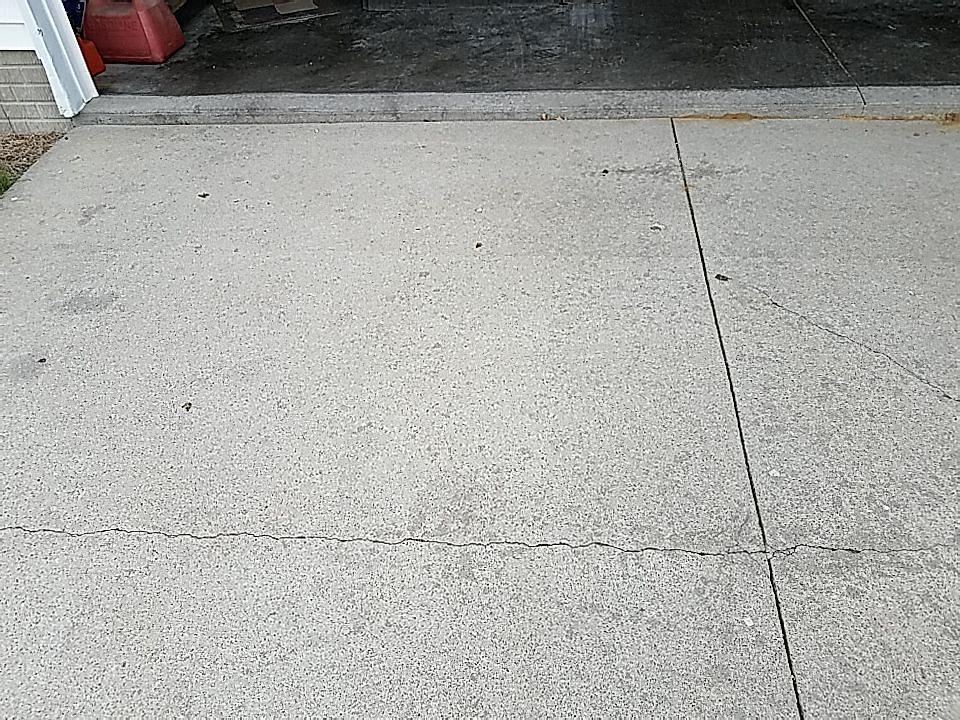 PolyLevel is installed through a dime size hole in the concrete slab and then resealed after the application. This will not disturb the concrete.