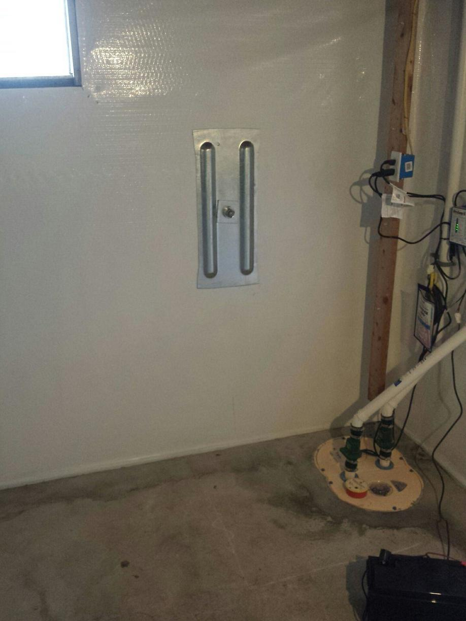 Geo-Lock Wall Anchor Systems can be installed year-round!