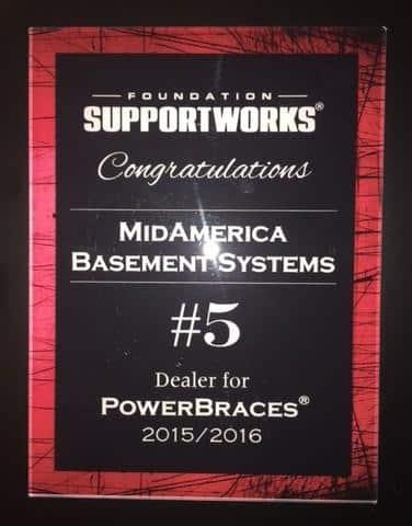 2015/2016 PowerBraces Award
