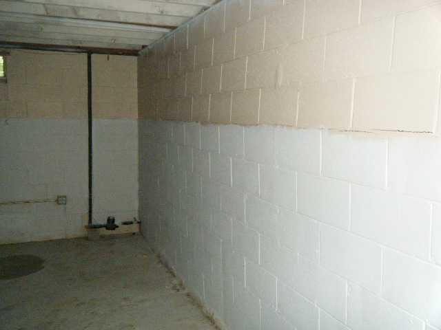 There was more than one wall that was bowing. The walls needed stabilization, quick.