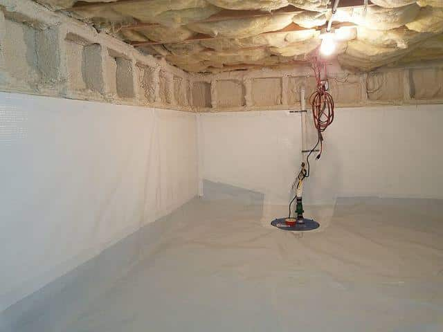 Basement and Crawlspace Repair in Franklin Grove, IL - After Photo