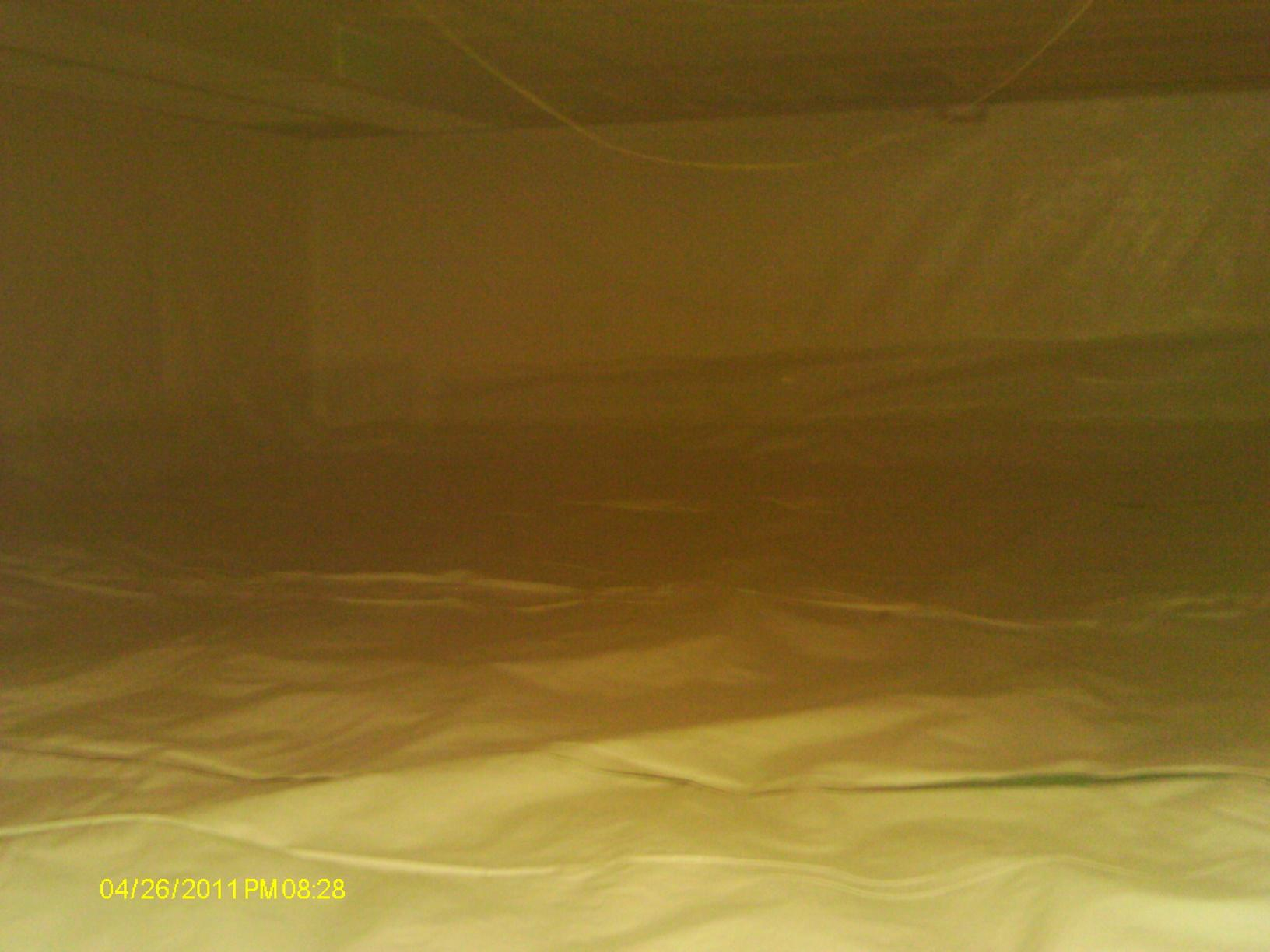 CleanSpace liners are perfect for sealing the crawl space from outside influences.