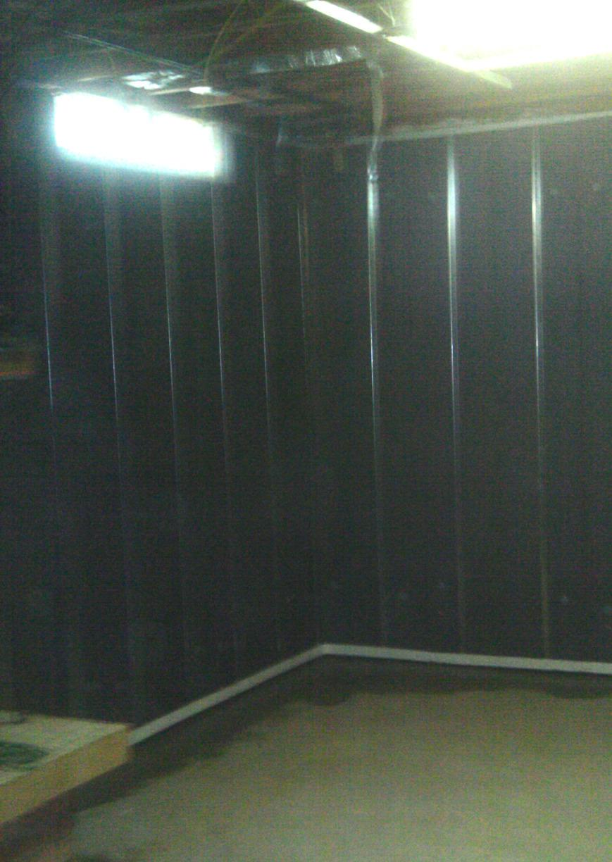 Basement To Beautiful Basement Wall Panels are the superior choice for a dry, energy-efficient basement.