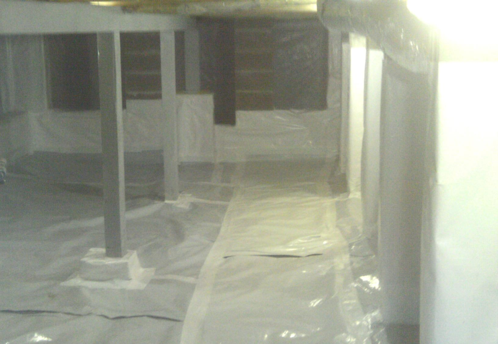 CleanSpace liner has an antimicrobial additive designed to resist mold growth on the liner.