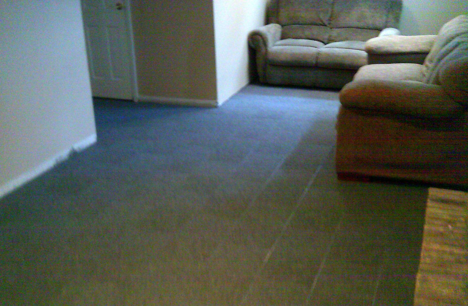 ThermalDry provides an immediate boost for any finished basement project!