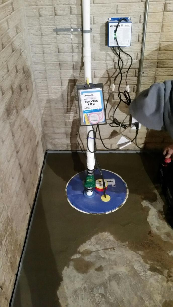 SuperSump beats the average sump pump system with it's patented features including the amazing WaterWatch alarm system that alerts homeowners of rising issues.
