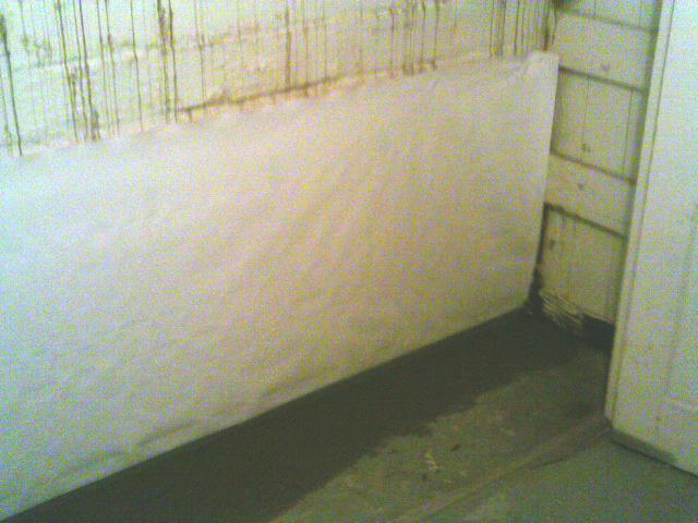 WaterGuard is designed to drain leaks and ground water seepage to the SuperSump pump.