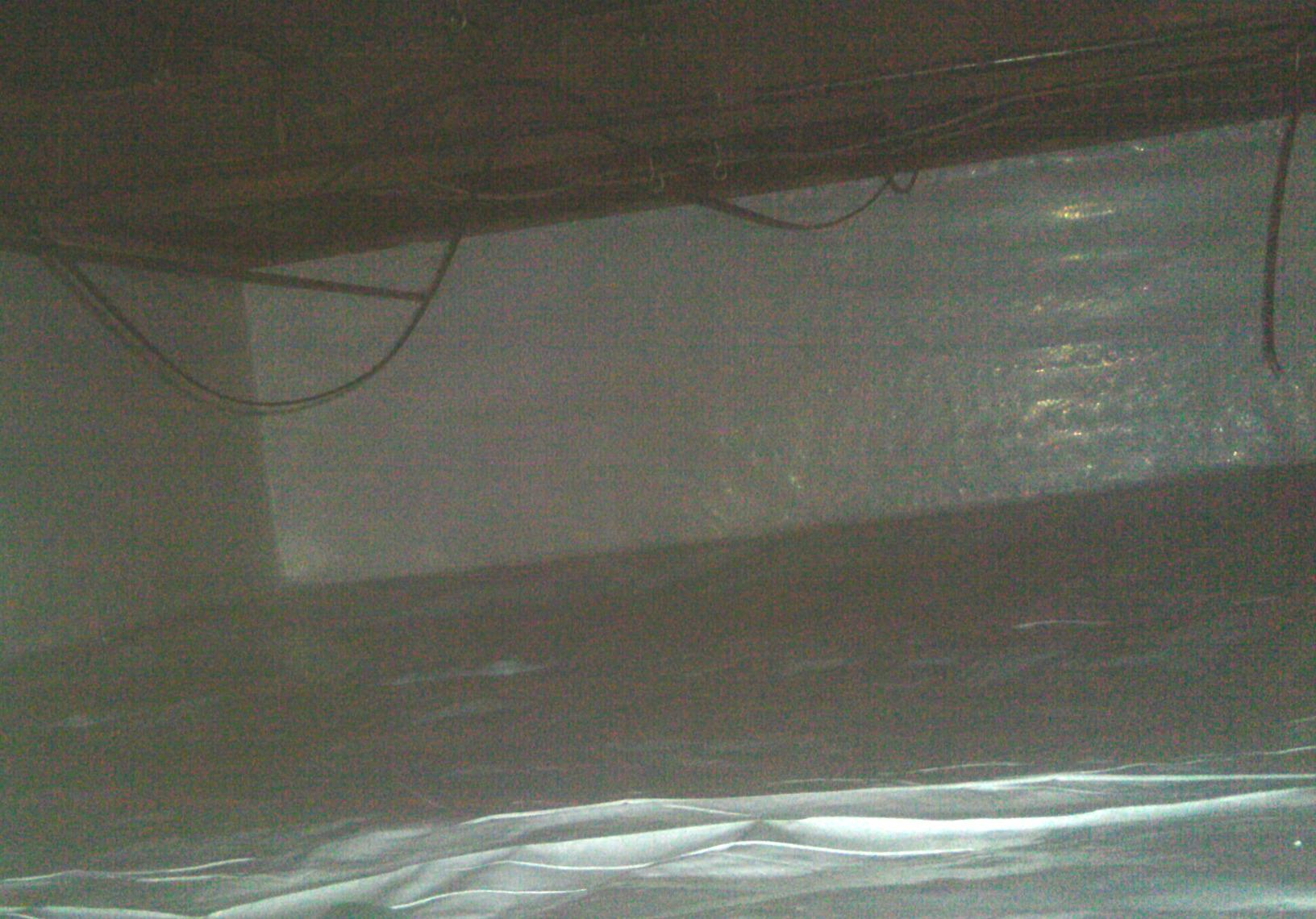 CleanSpace provides a thick, durable barrier between water, water vapor, other outside influences and the crawl space.