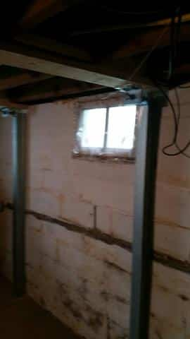 PowerBraces Installed in Dixon, IL Home - After Photo