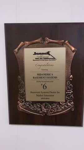 2013/2014 Market Saturation Award