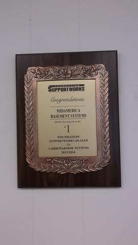 2013/2014 CarbonArmor Award