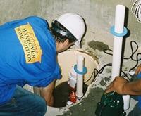 installing-sump-pump