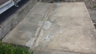 PolyLevel injections have leveled and stabilized concrete slabs.