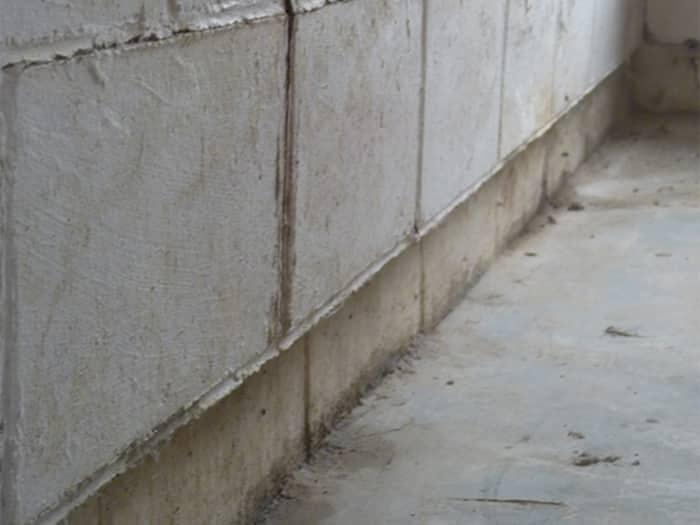Block Wall Shearing