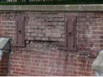 Crumbling Retaining Wall