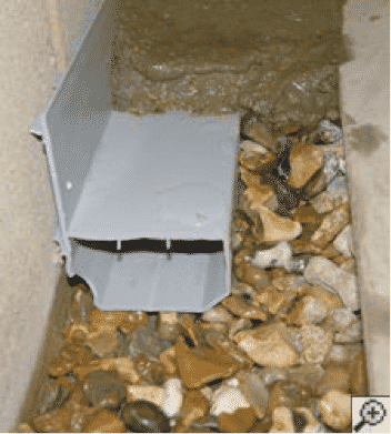 Interior Basement Drain